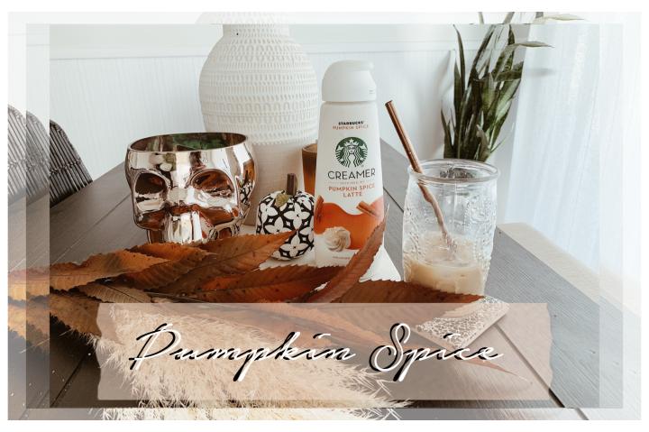 Pumpkin Spice ChaiLatte